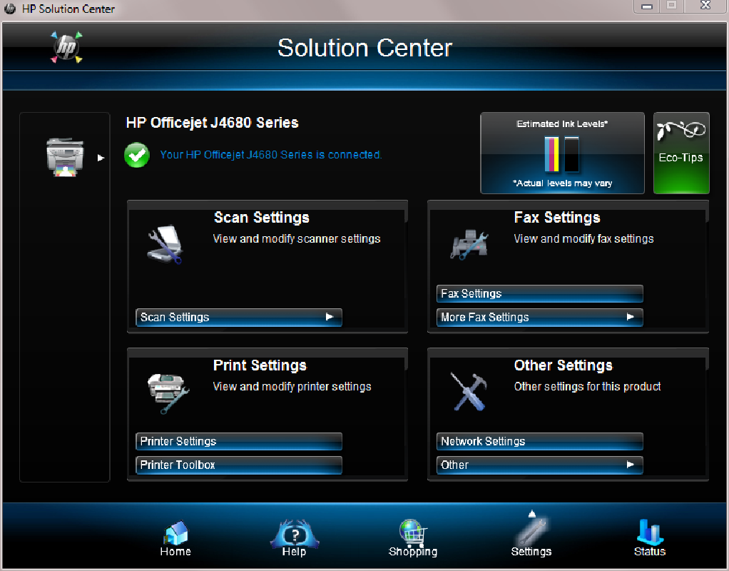 Download hp solution center for windows 7 32 bit.